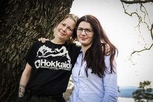 Det är 20 år sedan Kicki Bååth slutade på Nytorp. Nu tar också hennes dotter, Ida Bååth, sin examen.