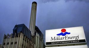 Allt som luktar i Västerås med omnejd är inte Kraftvärmeverket, svarar Mälarenergi.