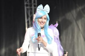 Den färgglada trion Dolly Styles genombrott kom i Melodifestivalen.