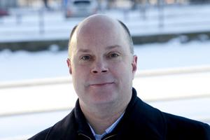 John Bergström, SD:s Västerås-ordförande.