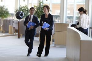 Den enda kvarstående delen av allianssamarbetet verkar vara att de vill sänka skatten, skriver fyra S-politiker från Gävleborg med anledning av bland annat M:s skuggbudget, presenterad av Ulf Kristersson och Anna Kinberg Batra.