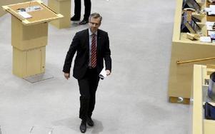Mikael Damberg (S). Foto: Bertil Enevåg Ericson / SCANPIX