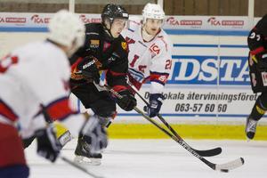 20-årige Kristian Söder från Alfta spelar back i division 1-laget Brunflo.