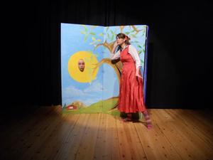 På lördag är det barnteaterfestival på Västerbergs folkhögskola i Storvik. Då ger eleverna som går första året på dramapedagogutbildningen fyra teaterföreställningar som passar för barn mellan tre och tio år.
