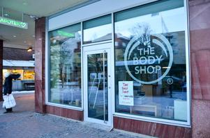 The Body Shop valde år 2016 att lämna Borlänge centrum och istället flytta in i Kupolen.