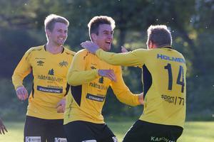 De tre säsongerna i Björna IF är Mikael Sellins senaste i Ångermanlandsfotbollen. Bild: Jens Näsman