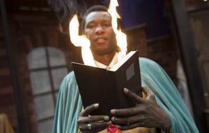 Moussa Togola testar magikern