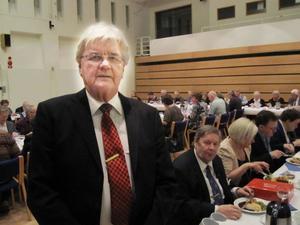 Voitto Visuri, ordförande i Sverigefinska riksförbundet.