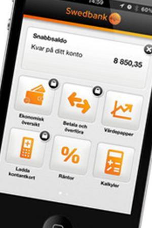 Mobilbank, telefonbank och internetbank tar över allt mer.