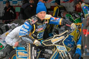 Första matchen. Linus Sundström är torsdagskvällens gästförare för Masarna.