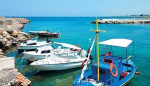 Gouves på Kreta i Grekland är en av sommarens charternyheter.   Foto: Fritidsresor