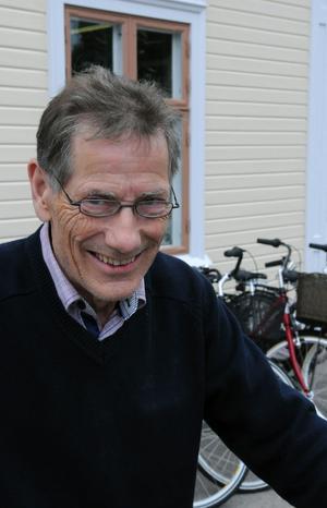 Den som har en gammal kärringhonda kan känna sig lycklig, det är nog den cykelmodell som är mest efterfrågad i dag, enligt Kurt Norell.