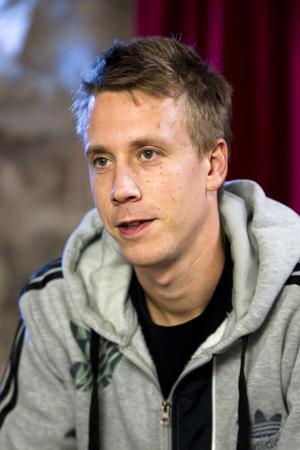 Patrik Flodin gör comeback i SM-rally på fredag.