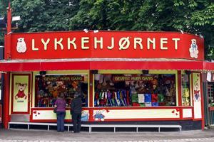 Nöjesparken Bakken är världens äldsta nöjespark.