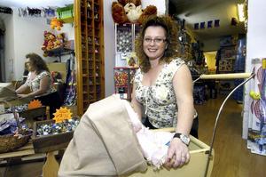 Efterfrågad affär. Det visade sig finnas en stor efterfrågan av leksaksaffär i Smedjebacken, något som Anna Branzell blev varse när hon öppnade butiken för fem månader sedan.