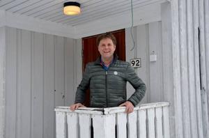 Håkan Svensson, en av två ägare till Åsarna skicenter, konstaterar nöjt att företaget går väldigt bra. Nu dubblas boendekapaciteten.