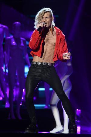 Midnight Boy är Dennis Alexis absoluta favorit bland årets bidrag i Melodifestivalen.