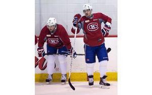 Matt Lashoff fanns med på Montreal Canadiens NHL-camp inför säsongen. Nu dyker han upp  i Leksand i stället. Foto: Ryan Remiorz