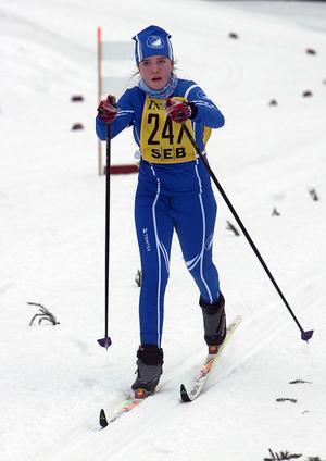 Jennifer Wallberg, Trönö.