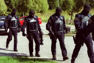 En ny specialstyrka mot grov organiserad brottslighet, Aktionsgrupp Mitt, får sin bas i Uppsala.