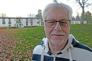 Bo Fremén, ordförande för Hyresgästföreningen i Ludvika kommun