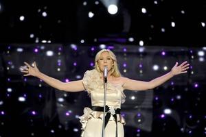 """Jessica Andersson floppade i finalen förra året – men fick sin revansch på Svensktoppen. Där har hennes låt     """"I Did It For Love"""" legat i snart ett år."""