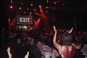 B3IT utsågs till en av Sveriges bästa arbetsplatser på en gala på Cirkus i Stockholm.
