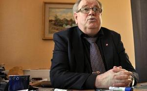 Nilsson hoppas nu på att krisen i äldreomsorgen bli löst under januari månad. FOTO: CHRISTER NYMAN