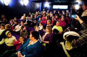 Det var knökfullt på biografen Regina i Östersund när filmen The story of fantasy hade premiär i tisdags.