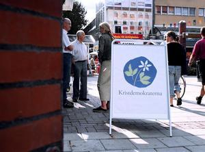 Framgångsfaktor? Kan tolv punkter lyfta Kristdemokraterna i Västerås kommunalval? Foto: VLT:s arkiv