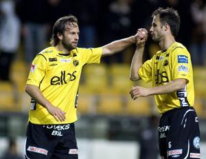 Mattias Florén gör fjärde säsongen i Elfsborg.