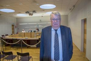 Nils Hansson målsägandebiträde under rättegången för midsommarskotten.