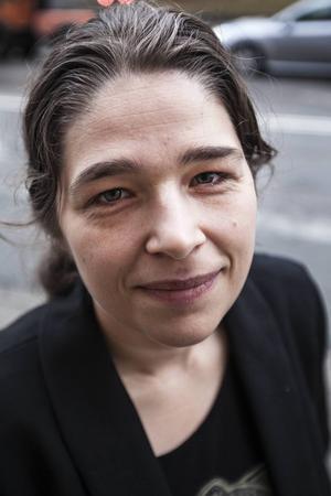 Pernilla Hellan, verksamhetschef på Tingshuset