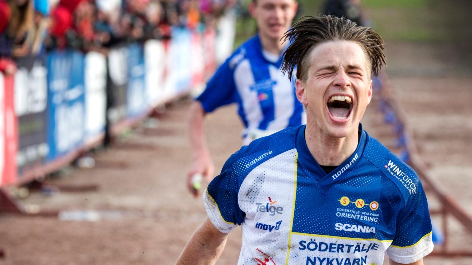 Svenskt rekord i tiomilalopning