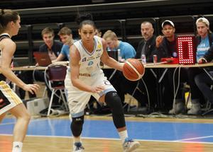 Taylor Wurtz Östersund Basket ÖB Damligan