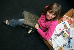 Åreföretagaren Sissi Kewenters kjol har återigen blivit prisad. Denna gång i Tyskland.