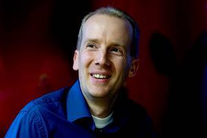 Fredrik Eriksson, lärare på Mikael Elias-gymnasiet, skrev näst bäst i Sundsvall.