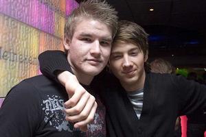 Silk. Rasmus och Alek.
