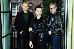 Depeche Mode är tillbaka.