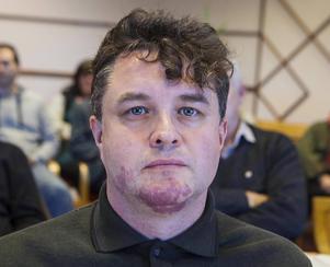 Stefan Sundberg (SD) är en av personerna bakom motionen.