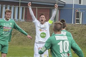 Pontus Olsson hoppas få jubla mot Östersund.