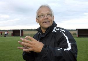 Mats Johansson, tränare för Team Hudik.