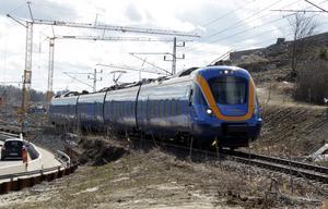 Norrtåg har under första halvåret haft en minskning av resandet med totalt 5 procent.