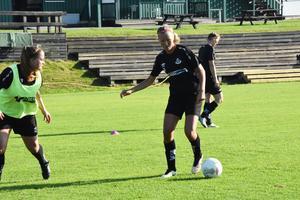 14-åriga Tilde Andrén har fått plats i Själevads division 1-trupp.