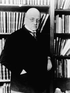Den tyske kemisten Fritz Haber.