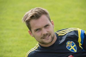 Oscar Jansson är tillbaka mellan stolparna i Örebro.