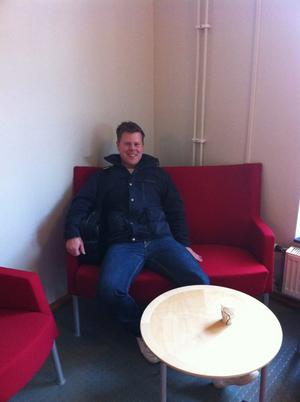 Vi har varit på seminarium på högskolan angående vårt PM. Kenneth Wallgren och Henrik Björk på bilden