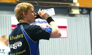 Hampus Nordberg är klar för sin tredje säsong i Suif.