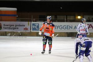 Samuli Koivuniemi gjorde tre straffmål.