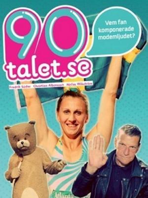 EXIT SMAKEN. En bok om 90-talet, årtiondet då Sverige tappade stil och sans.